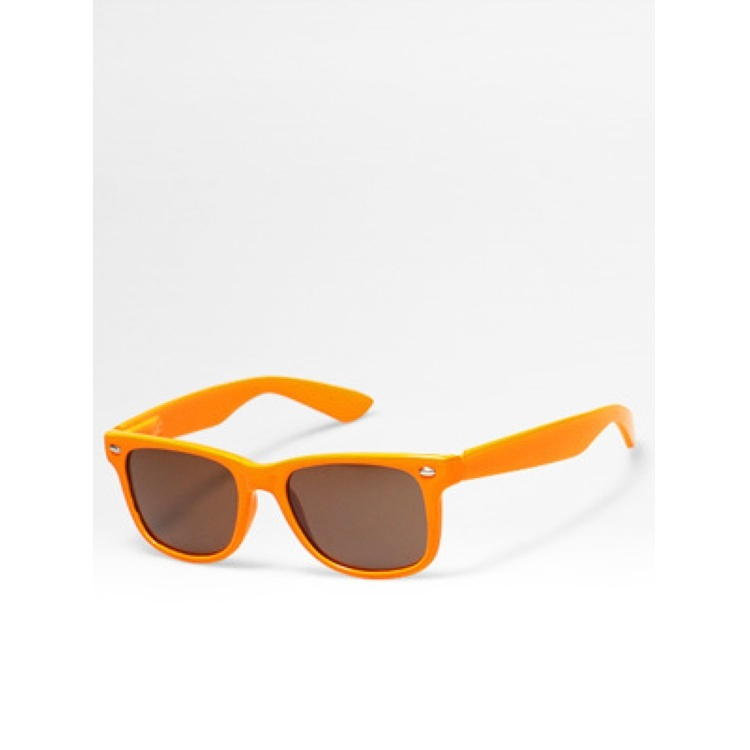 Chocolate Chunk Shades Orange